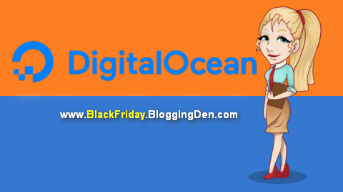 Digitalocean black friday