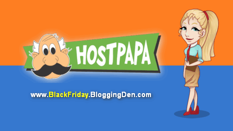 Hostpapa Black friday