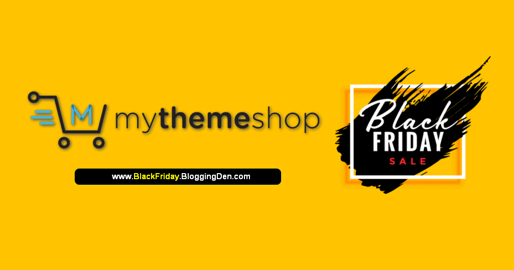 Mythemeshop Black Friday deal 2020