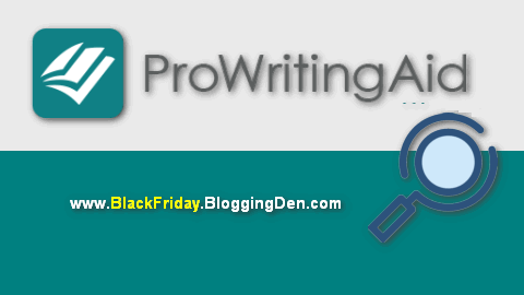 Prowritingaid black friday