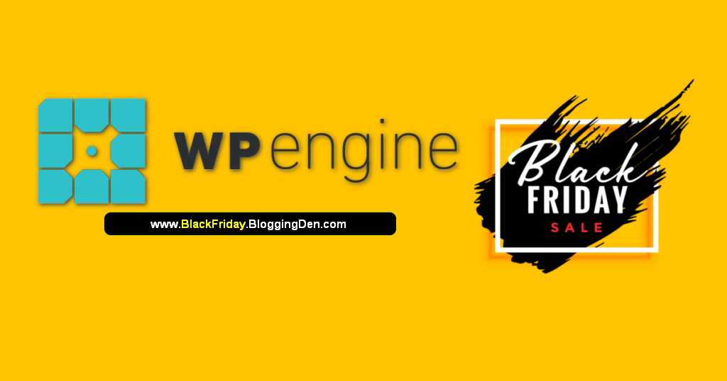 WPEngine Black Friday Deal 2020
