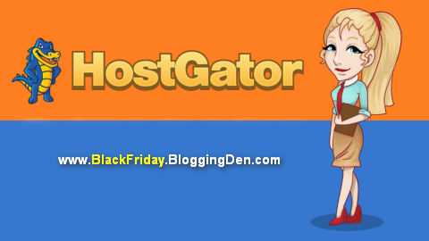hostgator black friday