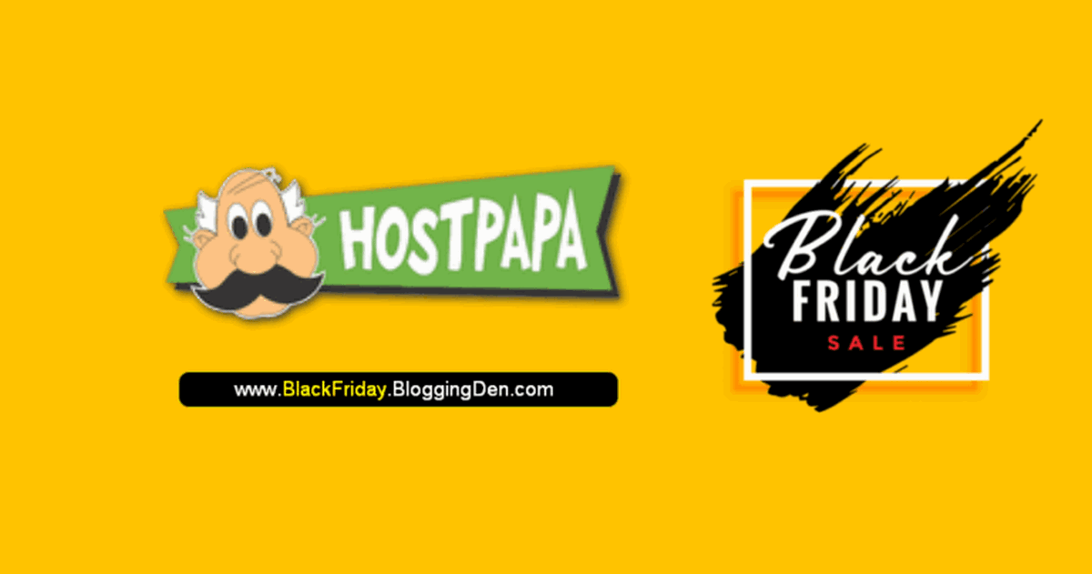 hostpapa home page deal 2020