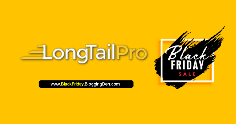 long tail pro black friday 2020