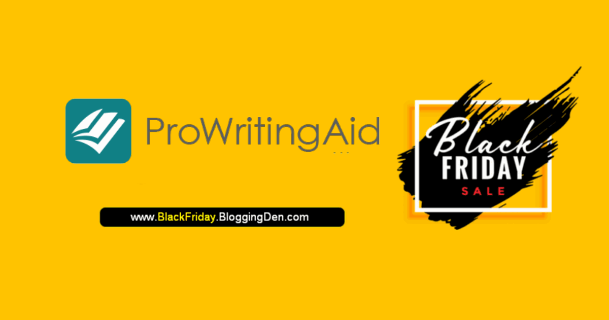prowritingaid black friday deals