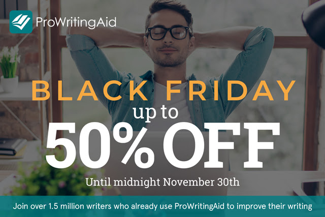 prowritingaid black friday sale discount