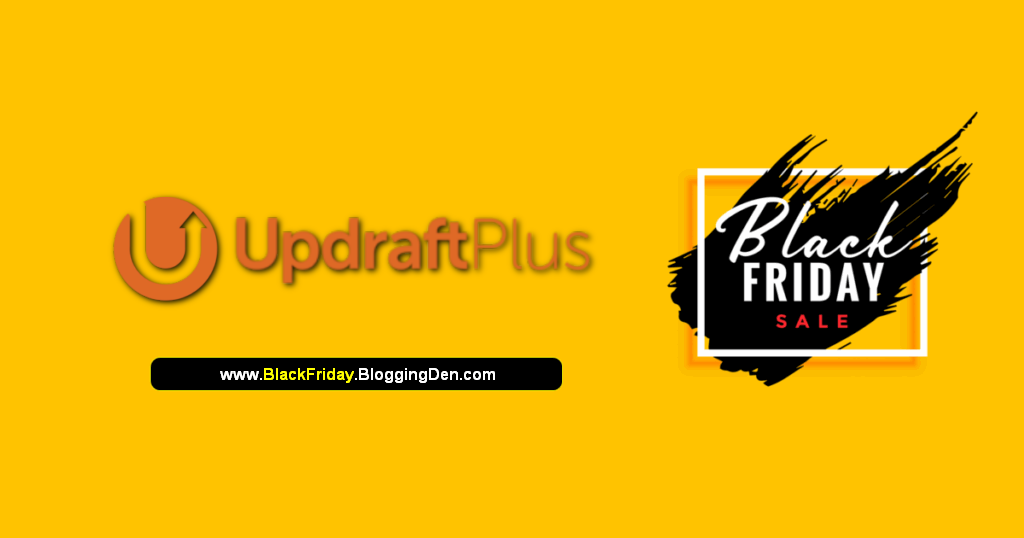 updraftplus black friday cyber monday deals and sales
